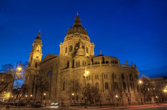 Budapest St Stephen's Basilica Organ Concert with Optional Danube...