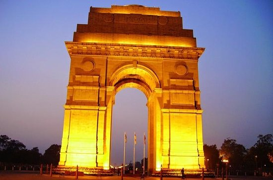 Private Old and New Delhi 1-Day Tour By...