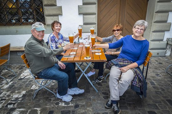 Lucerne Brewery Private Tour with...