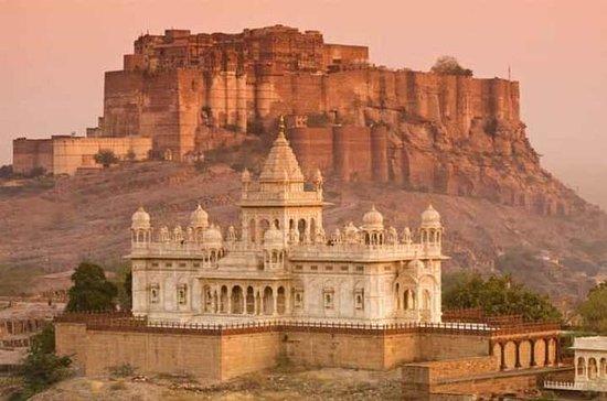 2 Days Jodhpur privérondleiding met ...