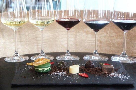 Sweet Senses: Chocolate & Wine Pairing