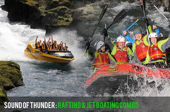 Sound of Thunder - Raft and Jet Boat...