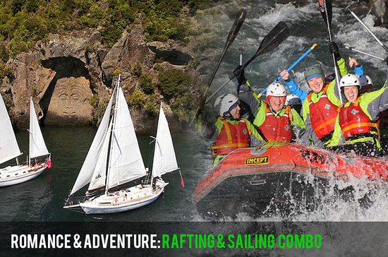 Romance & Adventure - Raft and Sail to the Carvings Combo