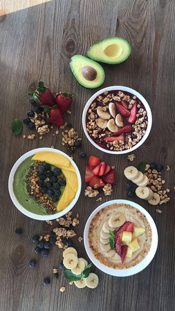 Southampton, Πενσυλβάνια: Smoothie Bowls