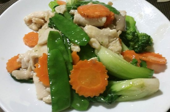 chicken vegies picture of green tea restaurant brisbane