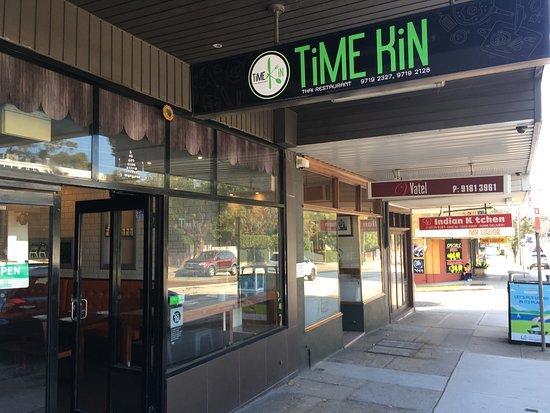 Time Kin Thai Restaurant - Drummoyne NSW