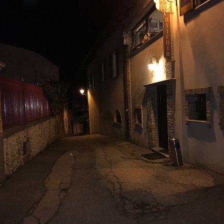 Roddino, Ιταλία: Cena