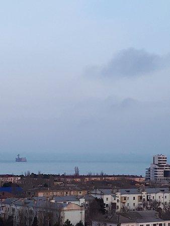 Kaspiysk, روسيا: Городской пляж