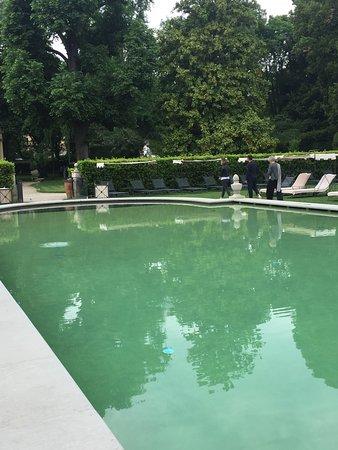 Four Seasons Hotel Firenze: Vogliamo parlare della palestra , coiffeur, piscina e  la Spa fantastico