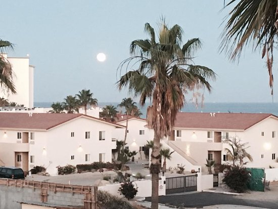 Marisol Boutique Hotel: this the view from our room