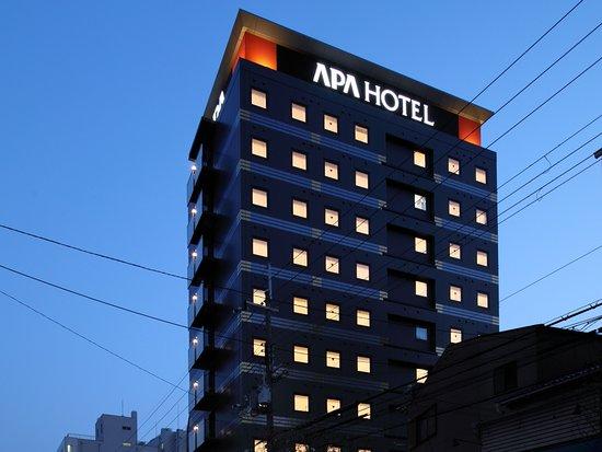 APA Hotel Shin Osaka Ekiminami Photo