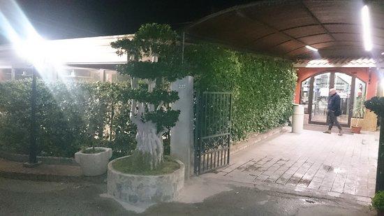 Motta San Giovanni, Italy: Ingresso pricipale