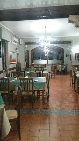 Motta San Giovanni, Italy: la sala piccola per coppie o numeri di persone ristrette