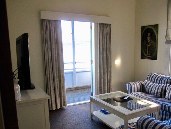 Mangonui, Nueva Zelanda: Livingroom mit Aussicht