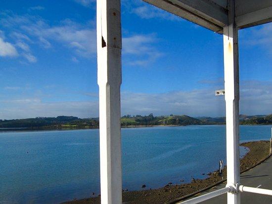 Mangonui, New Zealand: Harbiur View