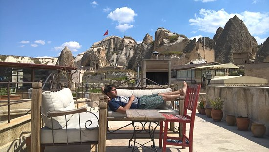 Cappadocia Cave Rooms Photo
