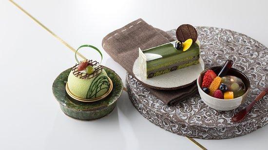 Cafe Tostina Sheraton Grande Tokyo Bay Hotel : 5月限定 抹茶 スイーツ&ベーカリー
