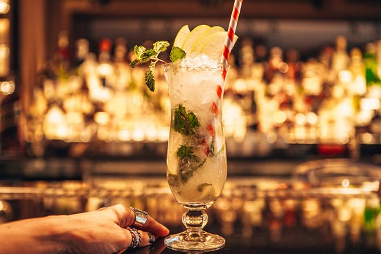 Grappa, Shangri-La's Eros Hotel: Head here for Italian inspired Barrel Aged Cocktails and Negroni's