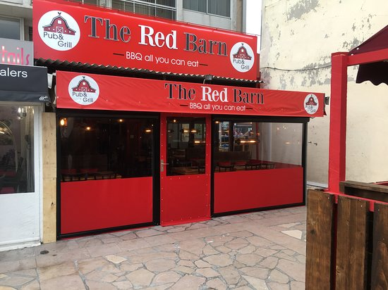 Excellent Concept Well Delivered Review Of The Red Barn Pub Grill Toulon France Tripadvisor