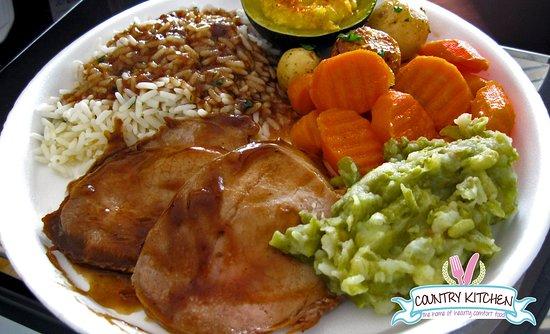 Shelly Beach, South Africa: Sunday Beef Roast