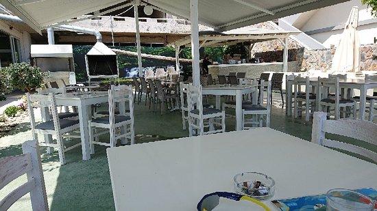 Ligaria, กรีซ: Taverna Anatoli