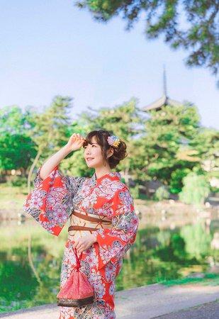 Fuji Kimono Rental Nara