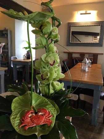 The Bay View Inn: Our dog-friendly Surf Bar restaurant