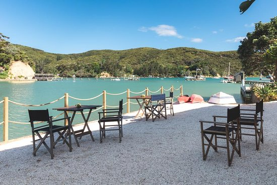 Kawau Island, Nueva Zelanda: Lodge Events Area