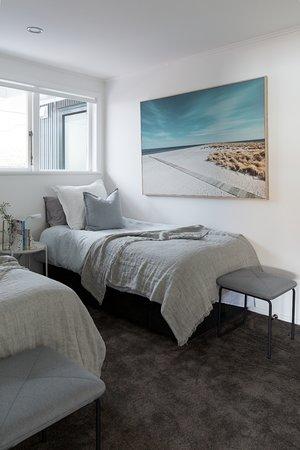 Kawau Island, New Zealand: Kids room - main lodge (alternate bedding configuration)