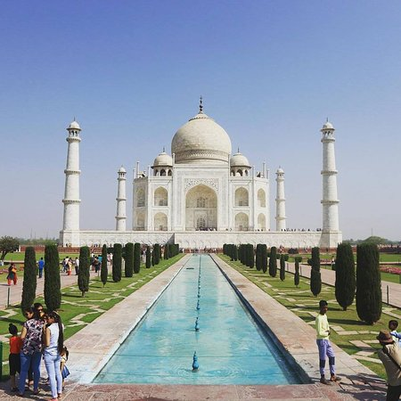 Taj Mahal Day Tour Packages