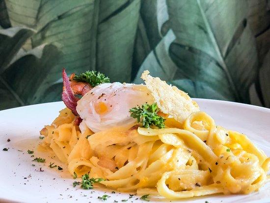 The Mave Cafe : Spaghetti Carbonara