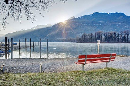 Weesen, سويسرا: Walensee