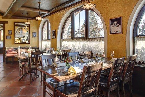 Weesen, سويسرا: Restaurant