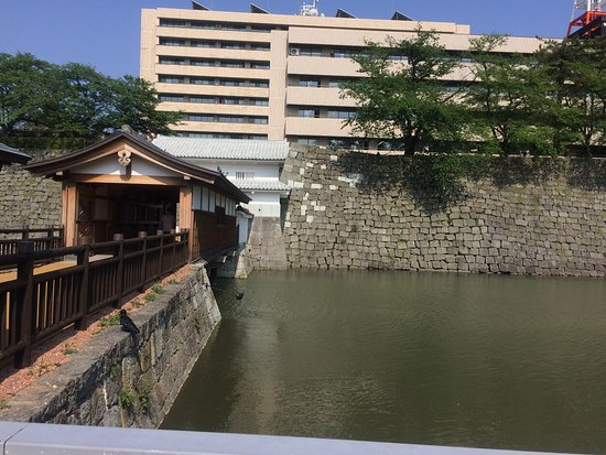 Fukui Castle Oroka-bashi Bridge