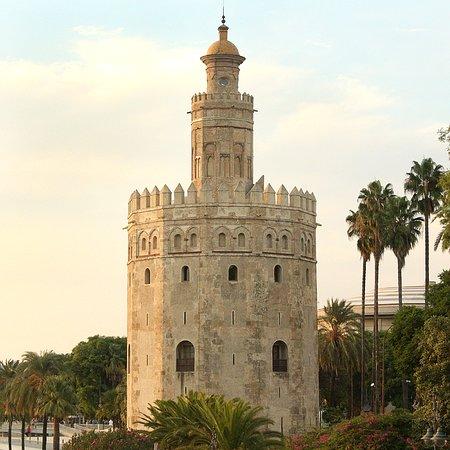 Torre del Oro, Sevilla.