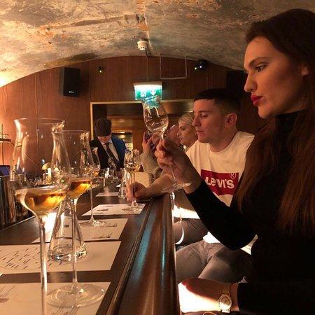 Dublin Whiskey Experience