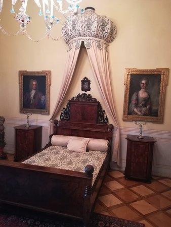 Horsovsky Tyn, Tschechien: ložnice
