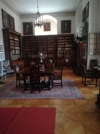 Horsovsky Tyn, Tschechien: knihovna