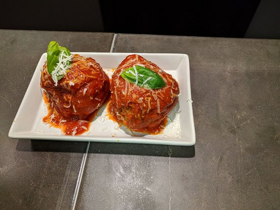 Greco's of Brooklyn: Delicious homemade meatballs...can be eaten by themselves, with pasta or as a superb sandwich!