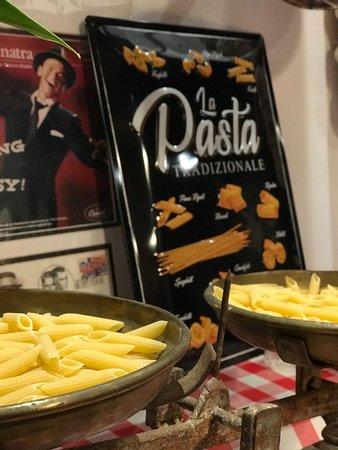 Greco's of Brooklyn: We LOVE pasta!