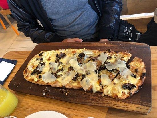 île de païn: Pizza