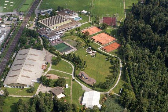 Milandia Greifensee - Anlage
