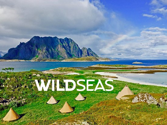 Tromso, Norway: Glamping with Wild Seas in Lofoten!