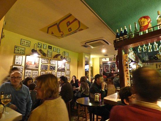 imagen Pizza y tapas made in italy en Granada