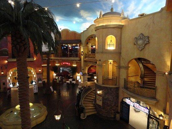 The Quarter Area Picture Of Tropicana Atlantic City
