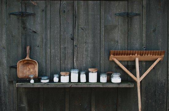 Malden, Virginia Occidental: Salt Making Tools