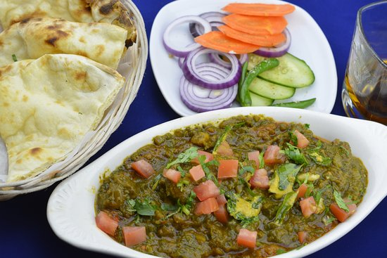 Dayton, Nueva Jersey: Gongura Curry - Leaf gravy available in veg, chicken and Goat
