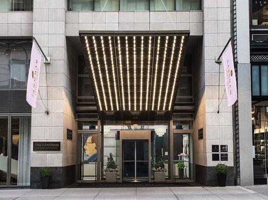 纽约第五大道朗廷酒店