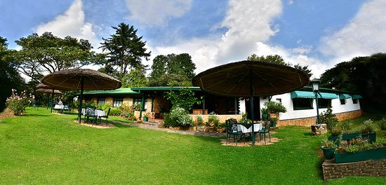 Juliasdale, Zimbabwe: gardens