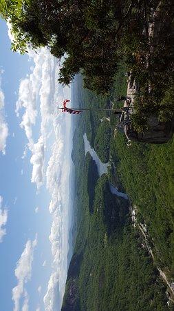 Chimney Rock, NC: Stirring views